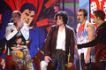 Michael with N-sync - michael-jackson photo