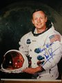 Moon Landing 40th Anniversary (20/07/09): Astronaut Neil Armstrong - moon photo