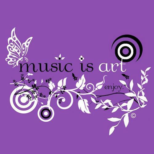 música is art