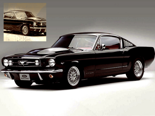 Mustang - muscle-cars Photo