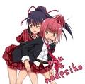 Nadeshiko & Amu - shugo-chara fan art