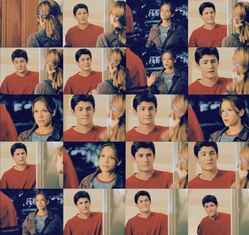 naley {season 1 picspam}