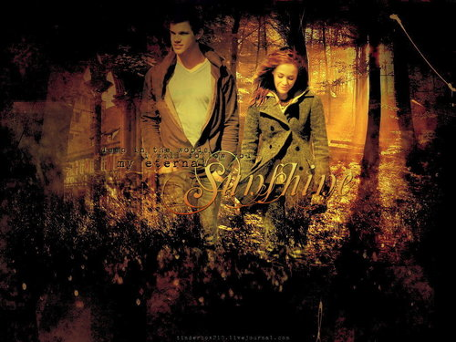 Nessie and Jacob