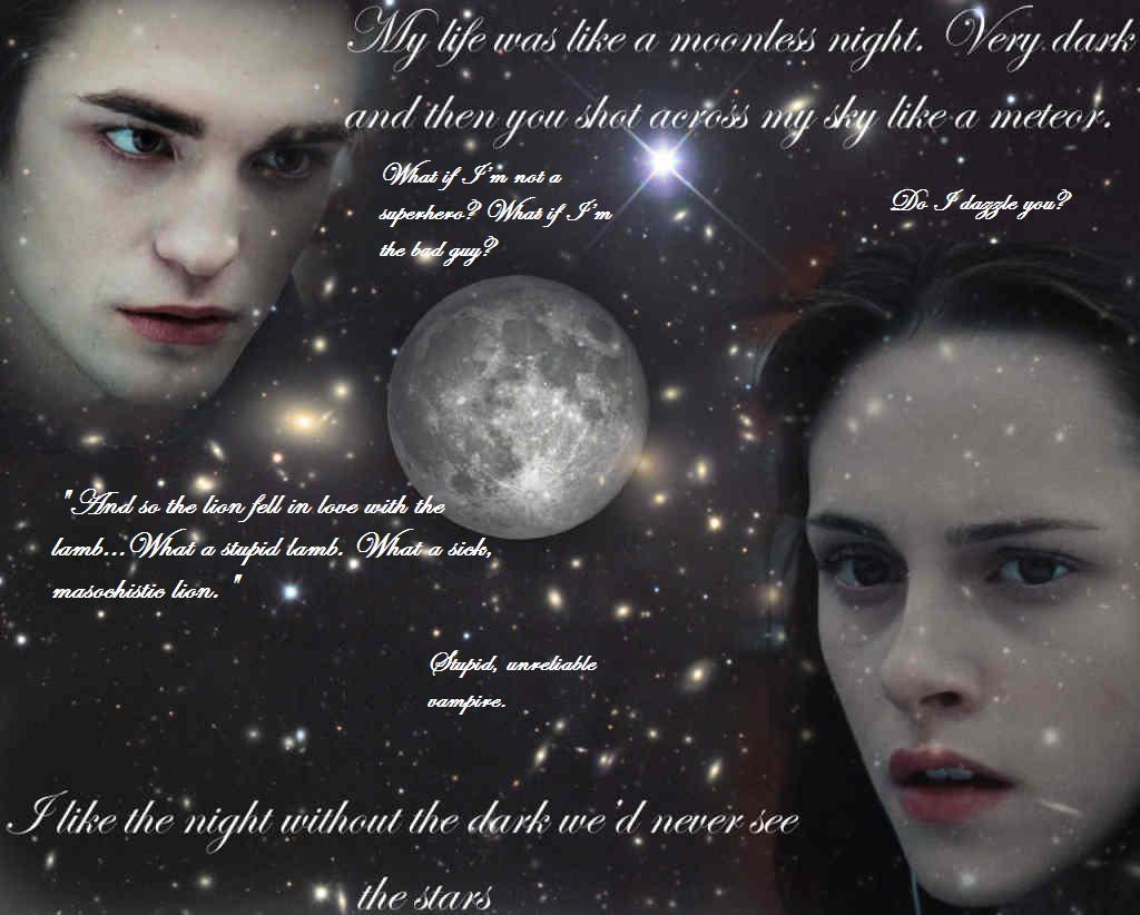 what are the names of the 5 werewolves in new moon