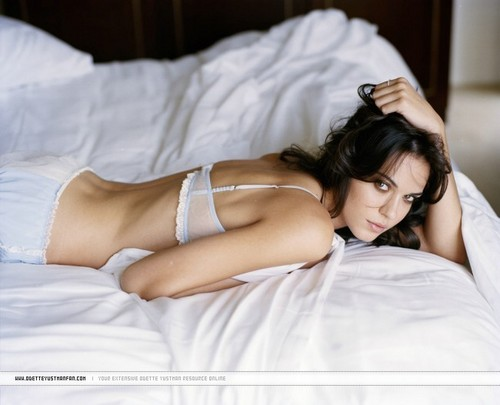 Odette Yustman - Matt Jones Photoshoot