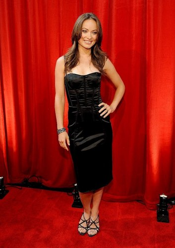 Olivia Arriving @ the 2009 ESPY Awards