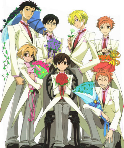 Ouran Roses - ouran-high-school-host-club Photo