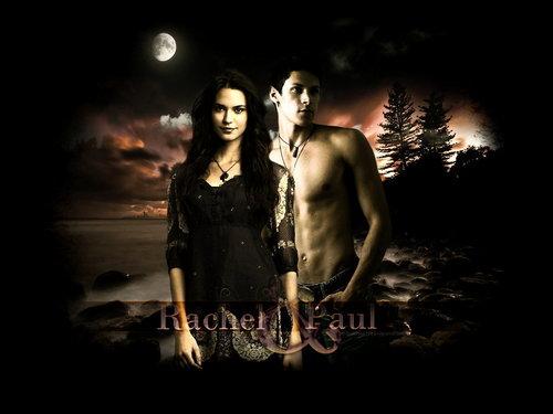 Paul & Rachel hình nền