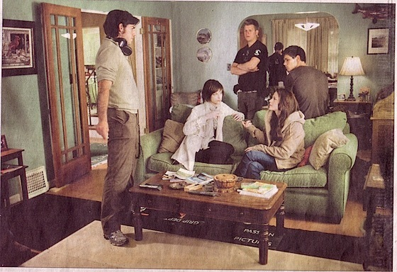 Photo from New Moon Movie!