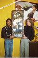 "Platinium Certification for ""Thriller"" - michael-jackson photo"