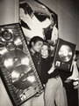 "Platinium Certification for ""Thriller"" - michael-jackson photo"