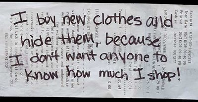 PostSecret - 12 July 2009