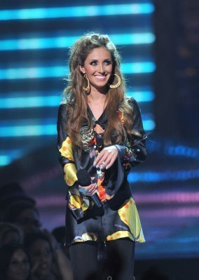 Premios Juventud 2009 - anahi-fan photo