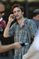 Rob On Remember Me Set [July 15th] - twilight-series photo