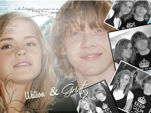 Rupert/Emma wallpaper