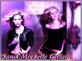 SARAH MICHELLE GELLAR ~ BUFFY SUMMERS - sarah-michelle-gellar wallpaper