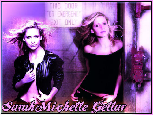 SARAH MICHELLE GELLAR ~ BUFFY SUMMERS