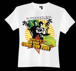 SPN at Comic-Con