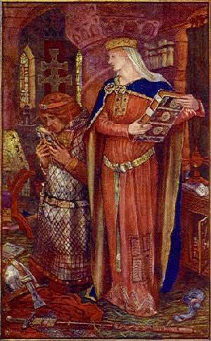 Saint Matilda of Scotland, reyna of Henry I of England