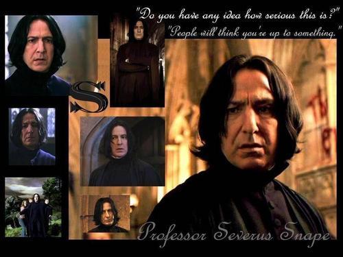 Severus Snape hbp