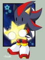 Shadow Chibi - shadow-the-hedgehog photo