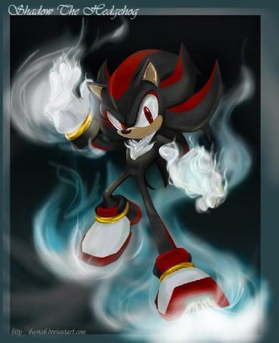 anino ng parkupino wolpeyper titled Shadow the Hedgehog***