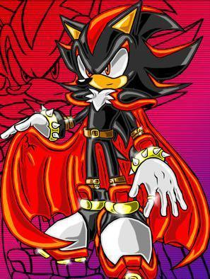 Shadow The Hedgehog wallpaper with anime called Shadow the Hedgehog***