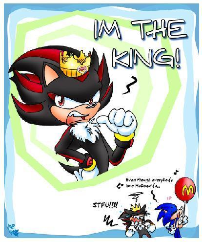 Shadow The Hedgehog wallpaper titled Shadow the Hedgehog****