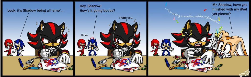 Shadow the Hedgehog****