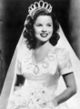 Shirley Temple Wedding Picture