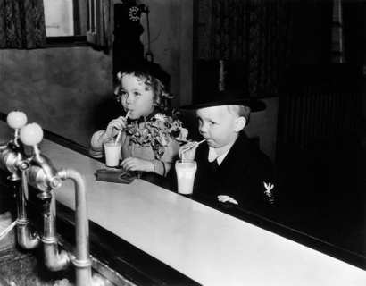 Shirley Temple and Baby LeRoy - shirley-temple Photo