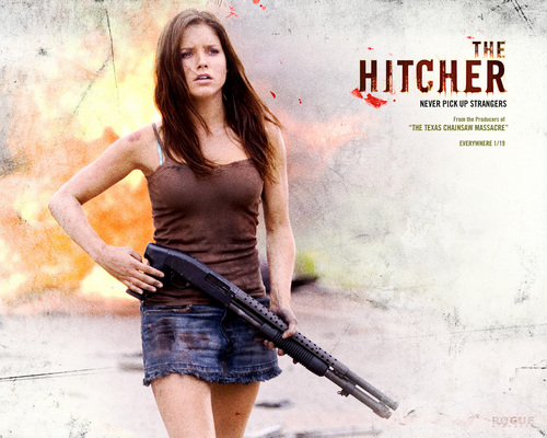 Sophia in 'The Hitcher' <33