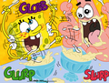 Spongebob and Patrick - spongebob-squarepants fan art