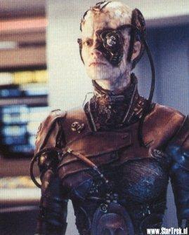 bintang Trek Borg