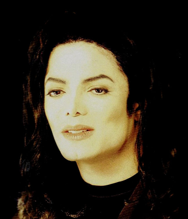 Lisa Marie Presley And Michael Jackson You Are Not Alone