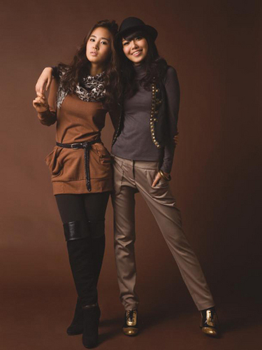 Sunny and Yuri