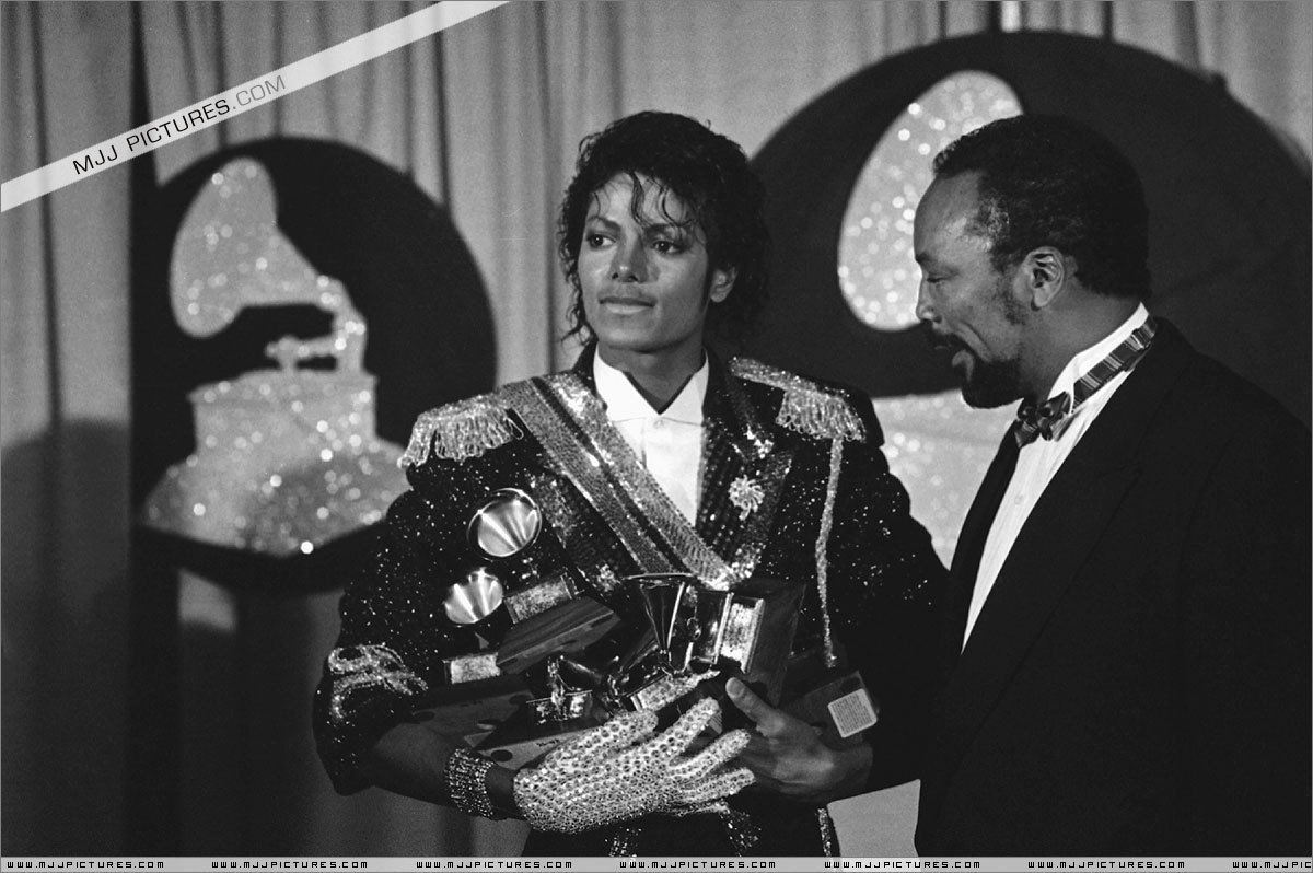 The 26th Grammy Awards - michael-jackson photo