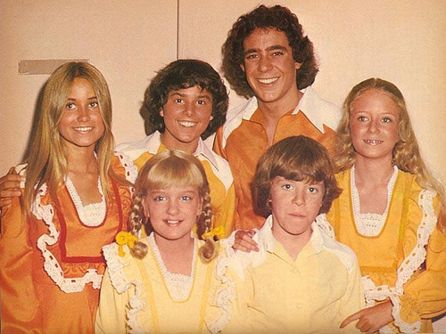 The Brady Bunch - the-brady-bunch Photo