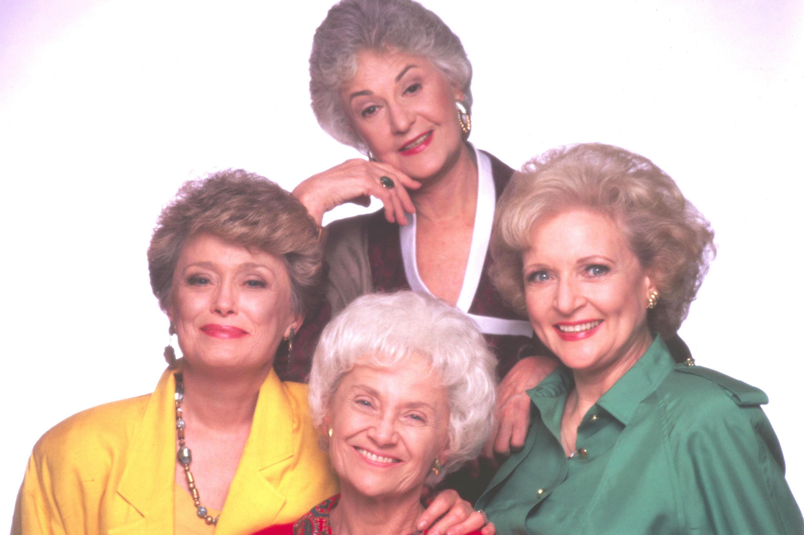 The Golden Girls Desktop Wallpaper