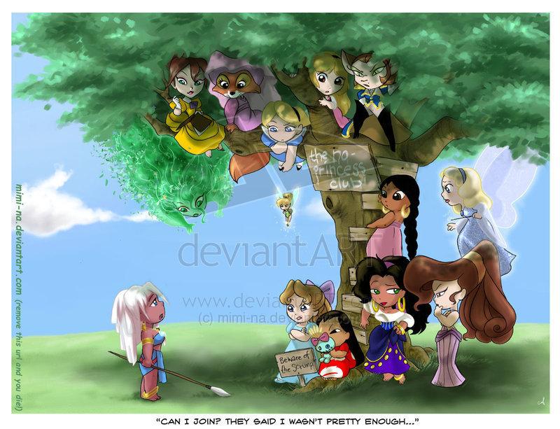 ( club - disney-princess photo). funny disney