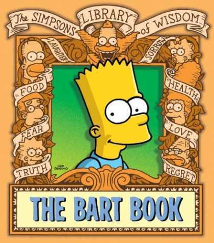 "The Simpsons biblioteca of Wisdom ""The Homer Book"""