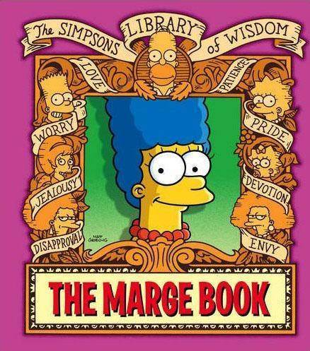 "The Simpsons bibliothèque of Wisdom ""The Homer Book"""