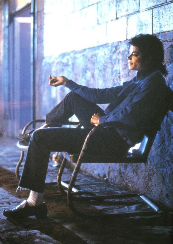 The Way You Make Me Feel Michael Jackson Photo