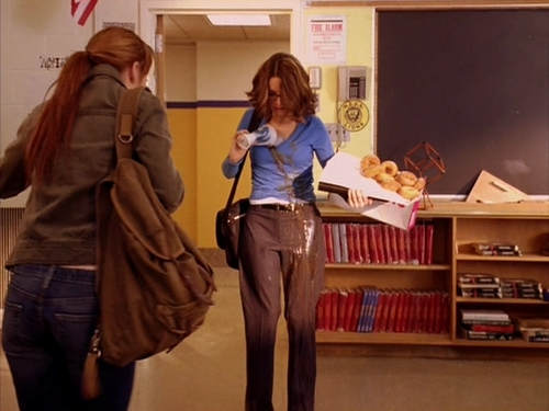 Tina in Mean Girls - tina-fey Screencap