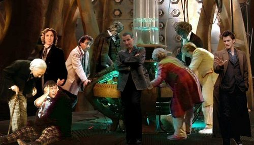Too Many Doctors in the Tardis