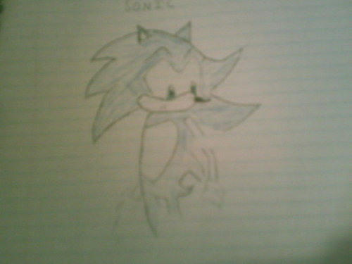 Unfinished Sonic