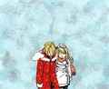 Weather the Storm - edward-elric-and-winry-rockbell photo