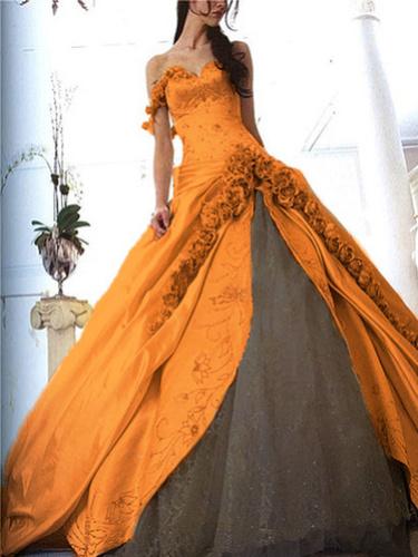 Wedding হ্যালোইন Dress