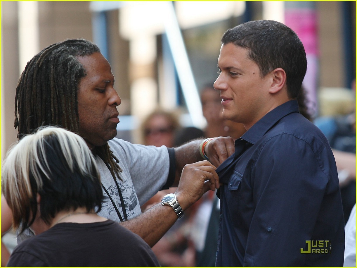 Wentworth Miller - Picture Gallery