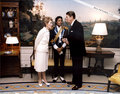White House: Presidental award...))) - michael-jackson photo